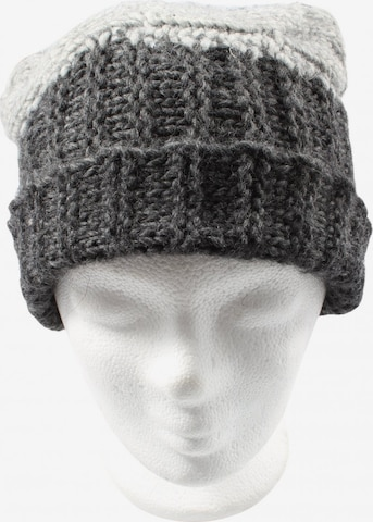 Made in Italy Hat & Cap in XS-XL in Grey