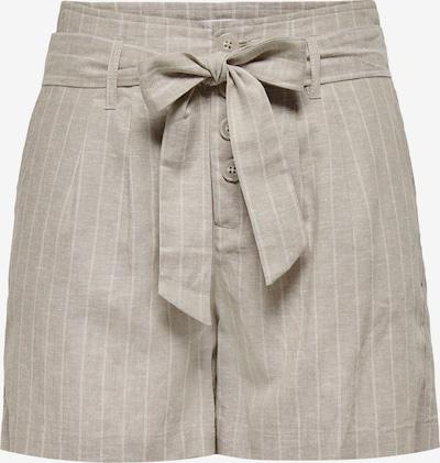 ONLY Broek 'VIVA-ELARIA' in de kleur Grijs / Wit, Productweergave