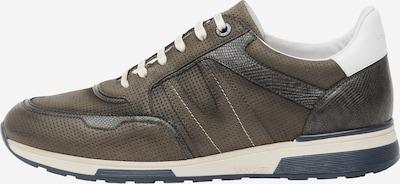 Van Lier Sneaker 'Positano' in grau, Produktansicht