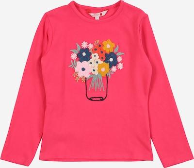 Boboli Shirt in gelb / mischfarben / pink / schwarz / weiß, Produktansicht