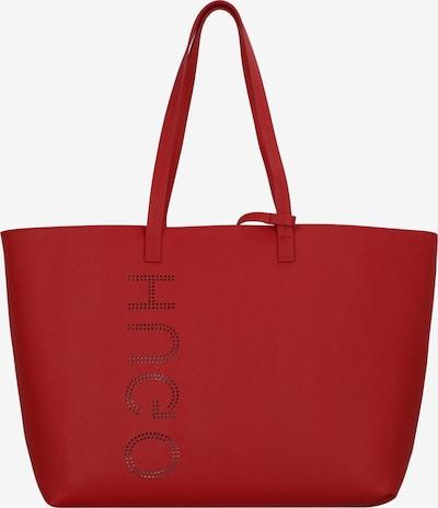 HUGO Cabas 'Chelsea' en rouge, Vue avec produit