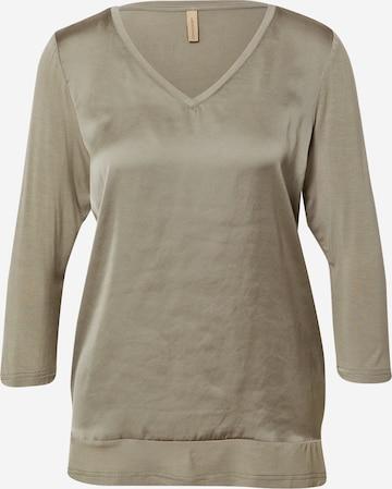 Bluză 'THILDE 39' de la Soyaconcept pe verde