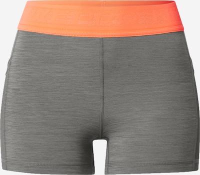 NIKE Pantalón deportivo en gris / naranja, Vista del producto