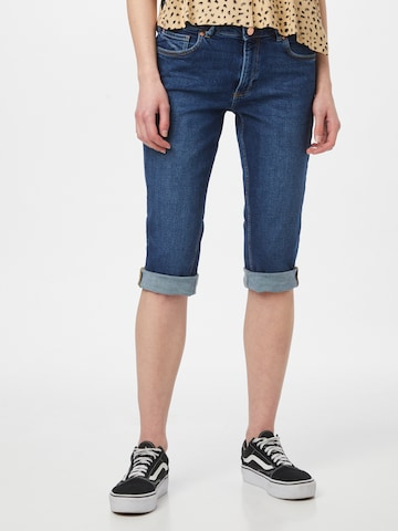 Q/S by s.Oliver Jeans in Blauw