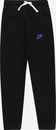 Kelnės iš Nike Sportswear, spalva – mėlyna / juoda, Prekių apžvalga