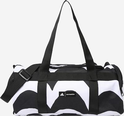 ADIDAS PERFORMANCE Tasche 'Marim' in schwarz / weiß, Produktansicht