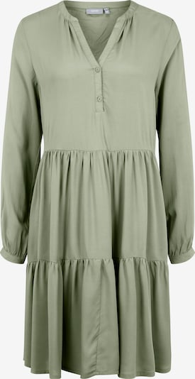 b.young A-LINIEN-Kleid BYISOLE DRESS2 in grün, Produktansicht