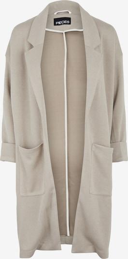 PIECES Summer Coat 'Dorita' in Beige: Frontal view