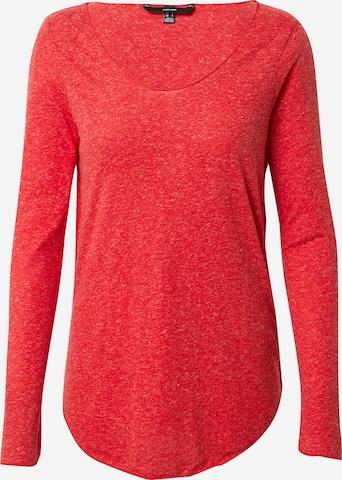 VERO MODA Shirt in Red