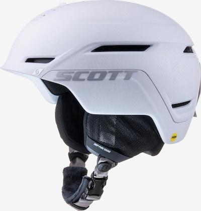 SCOTT Skihelm 'Symbol 2 Plus' in silber / weiß, Produktansicht