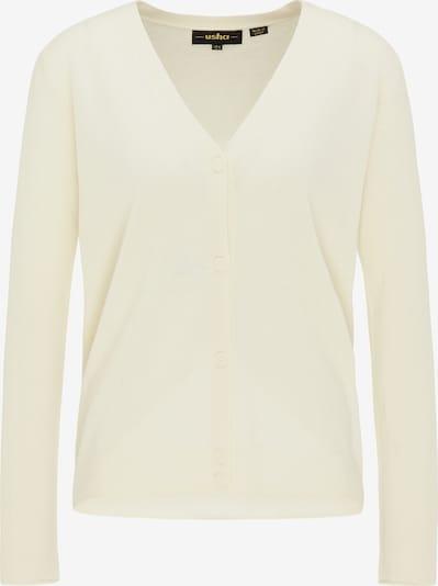 usha BLACK LABEL Cárdigan en blanco lana, Vista del producto