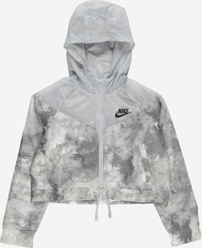 Nike Sportswear Starpsezonu jaka pelēks / gaiši pelēks, Preces skats