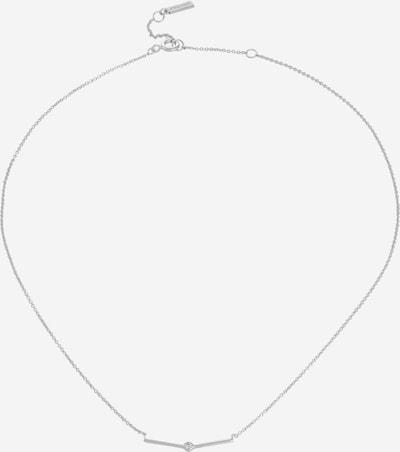 ANIA HAIE Verižica | srebrna / transparentna barva, Prikaz izdelka