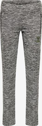 Hummel Poly Pants Woman in graumeliert, Produktansicht