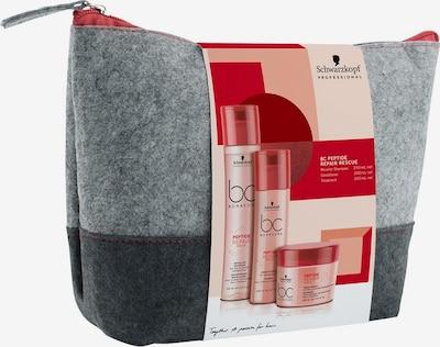 Schwarzkopf Professional Set in Grey / Blood red, Item view