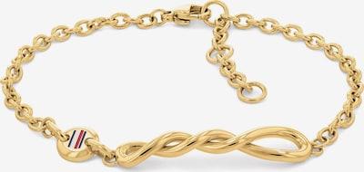 TOMMY HILFIGER Bracelet en bleu marine / or / rouge / blanc, Vue avec produit