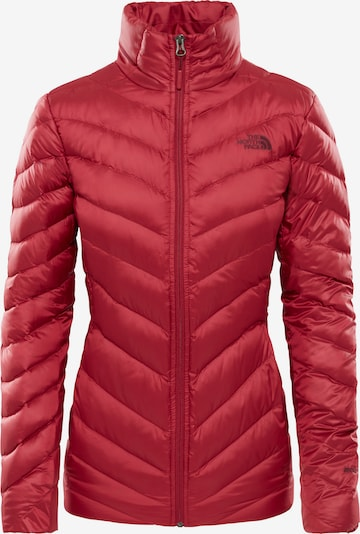 THE NORTH FACE Funktionsjacke 'Trevail' in rot / blutrot, Produktansicht