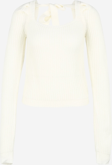 Missguided (Petite) Pullover in creme, Produktansicht