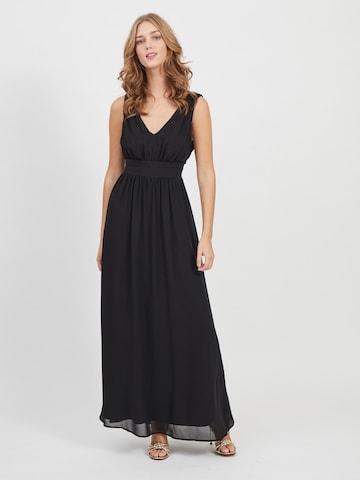 Rochie de seară 'Milina' de la VILA pe negru