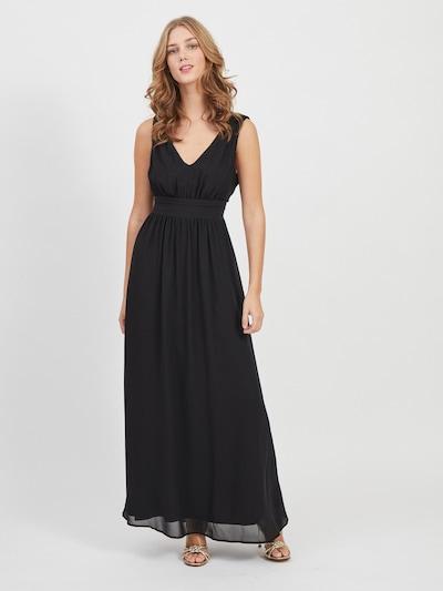 VILA Společenské šaty 'Milina' - černá, Model/ka