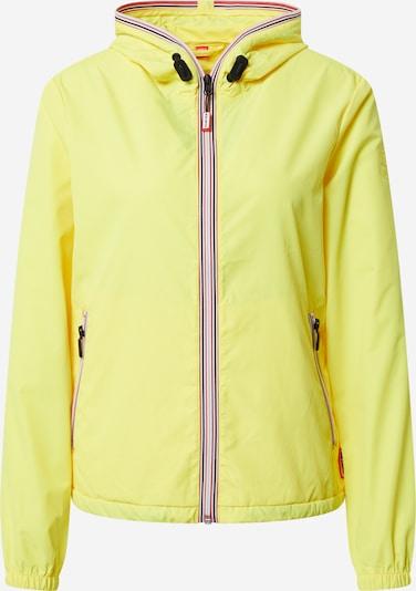 HUNTER Преходно яке в жълто / пъстро, Преглед на продукта