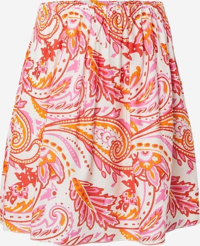 Zwillingsherz Sukně 'Vinny' - oranžová / pink / červená / bílá, Produkt