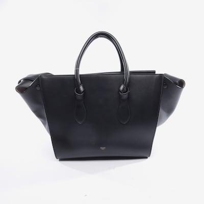 Céline Handtasche in M in schwarz, Produktansicht
