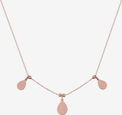 Dkeniz Silberkette 'Kette Rose' in pink, Produktansicht