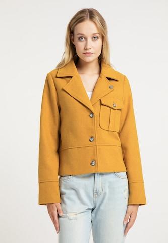 DreiMaster Vintage Blazer in Yellow