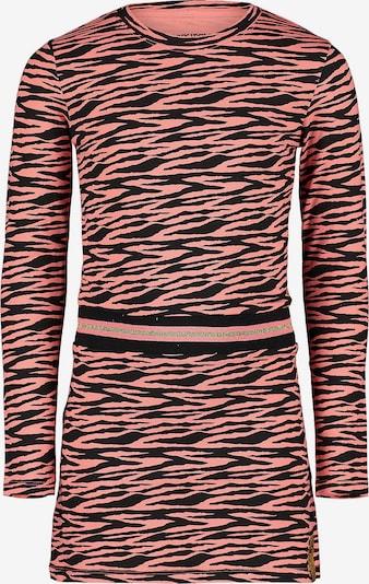 4PRESIDENT Kleid in rosa / schwarz, Produktansicht