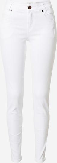 PULZ Jeans Jeans 'CARMEN' in white denim, Produktansicht
