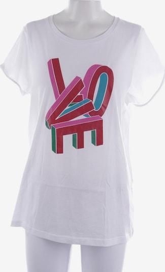 Roqa Shirt in XL in weiß, Produktansicht