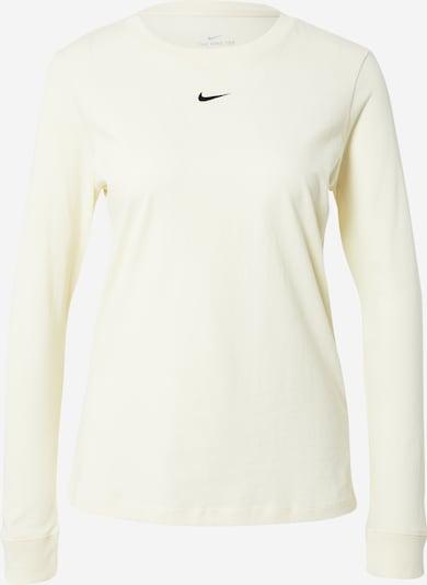 Nike Sportswear Shirts i sort / naturhvid, Produktvisning