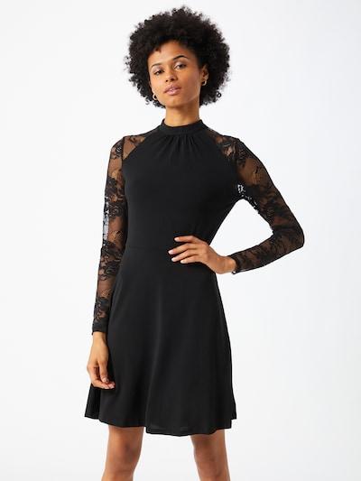 VILA Jurk in de kleur Zwart, Modelweergave
