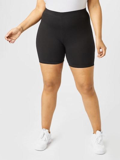 ABOUT YOU Curvy Leggings 'Marie' in de kleur Zwart, Modelweergave
