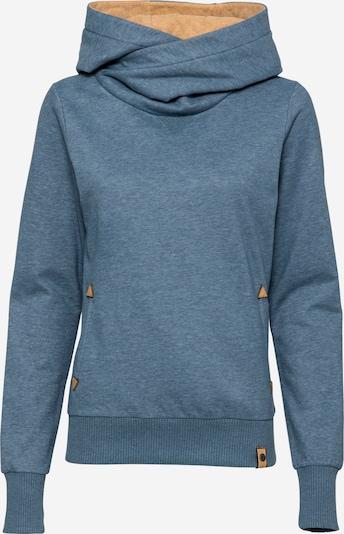 Fli Papigu Sweatshirt 'U Sexy I am Sexy' in mottled blue, Item view