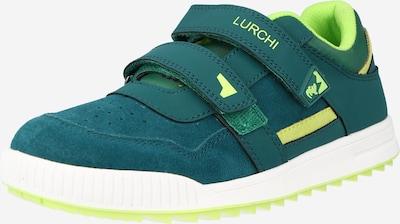 LURCHI Tenisky 'GERO' - smaragdová / trstinová, Produkt