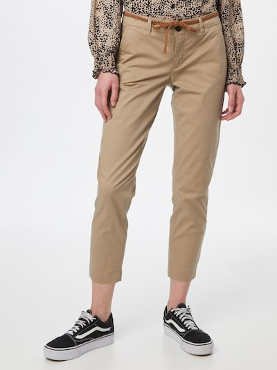 ONLY Chinohose in beige, Modelansicht