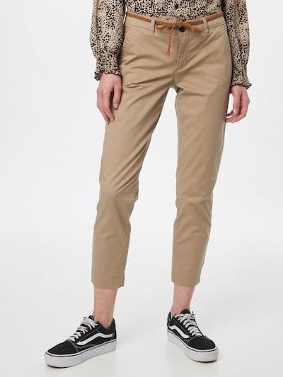 ONLY Chino kalhoty - béžová, Model/ka