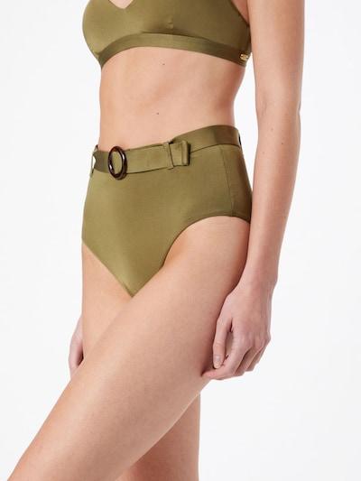 Bikinio kelnaitės iš Banana Moon , spalva - alyvuogių spalva, Modelio vaizdas