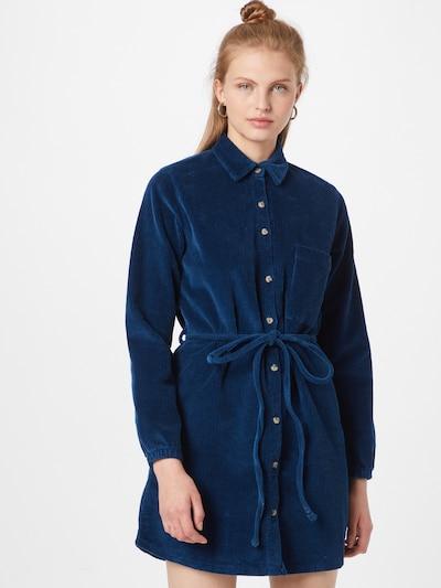 mazine Košeľové šaty 'Juno' - námornícka modrá, Model/-ka