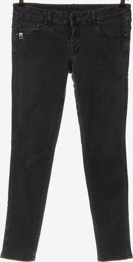 MANGO Hüftjeans in 30-31 in schwarz, Produktansicht