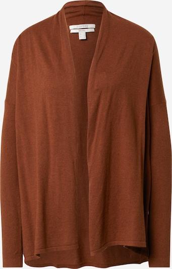 ESPRIT Cardigan in karamell, Produktansicht
