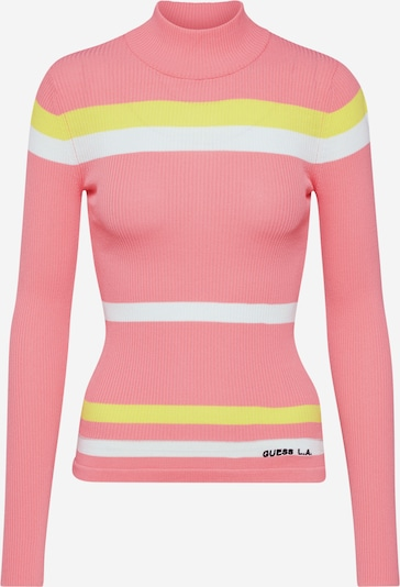 GUESS Pullover in pink, Produktansicht