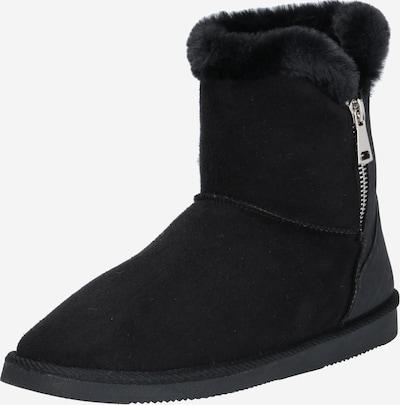 ONLY Ležerne čizme 'Breeze' u crna: Prednji pogled