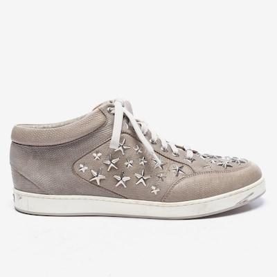 JIMMY CHOO Turnschuhe / Sneaker in 38,5 in grau, Produktansicht