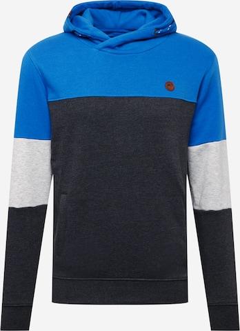 INDICODE Sweatshirt 'Olson' i blå