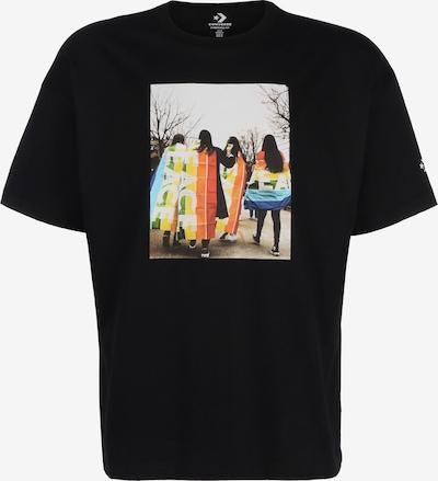 CONVERSE Relaxed Pride Photo T-Shirt Damen in schwarz, Produktansicht