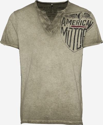 Key Largo Shirt in de kleur Groen, Productweergave