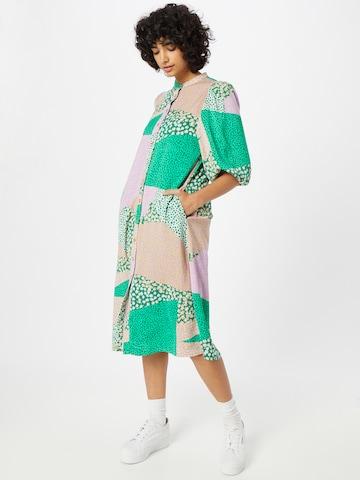 mbym Blousejurk 'Renata' in Gemengde kleuren